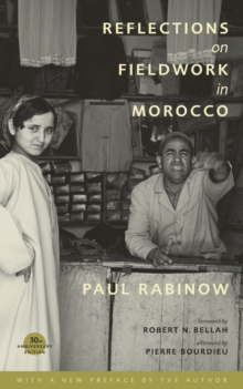 Reflections on Fieldwork in Morocco, Paperback / softback Book