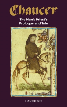 The Nun's Priest's Prologue and Tale, Paperback Book