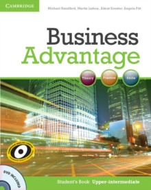 Business Advantage Upper-intermediate Student's Book with DVD, Mixed media product Book