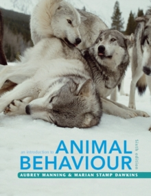 An Introduction to Animal Behaviour, Paperback / softback Book