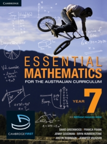 Essential Mathematics for the Australian Curriculum Year 7, Paperback Book