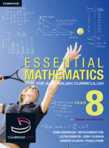 Essential Mathematics for the Australian Curriculum Year 8, Paperback Book
