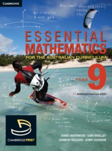 Essential Mathematics for the Australian Curriculum Year 9, Paperback Book