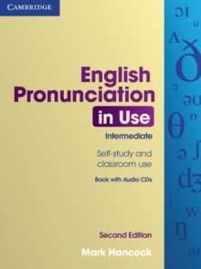 English Pronunciation in Use Intermediate with Answers and Audio CDs (4), Mixed media product Book