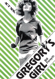 Gregory's Girl, Paperback Book