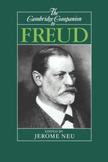 The Cambridge Companion to Freud, Paperback Book