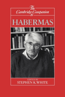 The Cambridge Companion to Habermas, Paperback Book