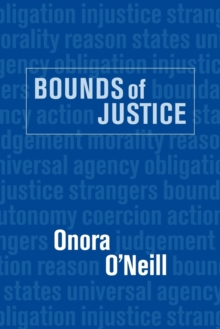 Bounds of Justice, Paperback Book