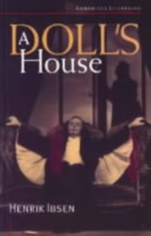 Cambridge Literature : A Doll's House, Paperback / softback Book