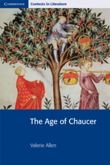 The Age of Chaucer, Paperback Book