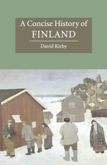A Concise History of Finland, Paperback Book