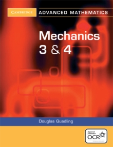 Mechanics 3 and 4 for OCR, Paperback Book
