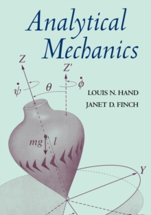 Analytical Mechanics, Paperback Book
