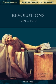 Revolutions 1789-1917, Paperback Book