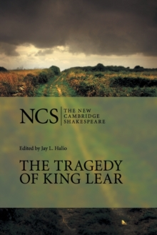 The Tragedy of King Lear, Paperback Book