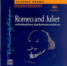 Romeo and Juliet 3 Audio CD Set, CD-Audio Book