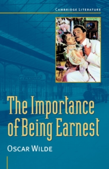 Oscar Wilde: The Importance of Being Earnest, Paperback Book