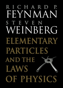 Elementary Particles and the Laws of Physics : The 1986 Dirac Memorial Lectures, Paperback Book