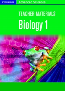 Teacher Materials Biology 1 CD-ROM