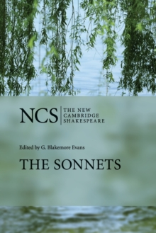 The Sonnets, Paperback Book