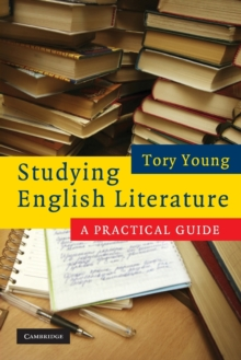 Studying English Literature : A Practical Guide, Paperback Book