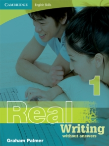 Cambridge English Skills Real Writing 1 without Answers : Level 1, Paperback Book