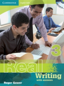 Cambridge English Skills Real Writing 3 with Answers and Audio CD, Mixed media product Book