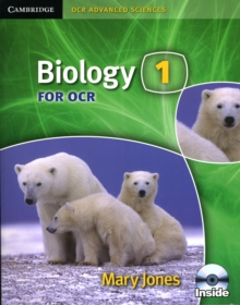Biology 1 for OCR, Mixed media product Book