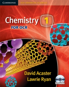 Chemistry 1 for OCR Student Book with CD-ROM, Mixed media product Book
