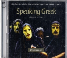 Speaking Greek 2 Audio CD set, CD-Audio Book