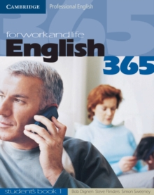 English365 1 Student's Book : For Work and Life, Paperback Book