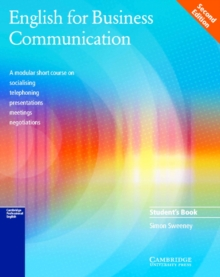 English for Business Communication Student's Book, Paperback Book