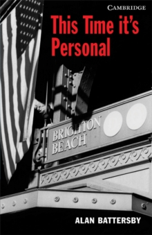 This Time it's Personal Level 6, Paperback Book