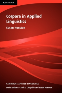 Corpora in Applied Linguistics, Paperback Book