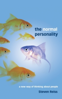 The Normal Personality : A New Way of Thinking about People, Hardback Book