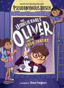 The Unbelievable Oliver and the Four Jokers, Paperback / softback Book