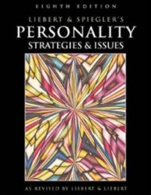Personality : Strategies and Issues, Hardback Book