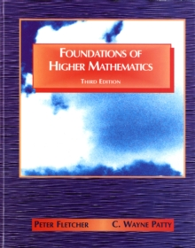 Foundations of Higher Mathematics, Hardback Book