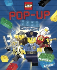 LEGO Pop-Up, Hardback Book