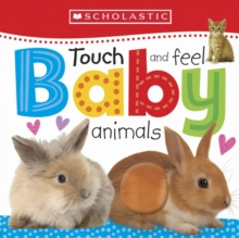 Touch and Feel Baby Animals, Board book Book