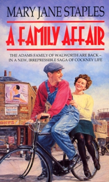 A Family Affair, Paperback Book