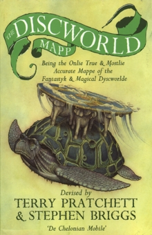 The Discworld Mapp, Paperback Book