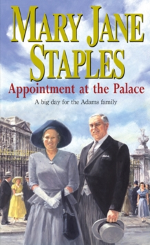 Appointment at the Palace : An Adams Family Saga Novel, Paperback Book