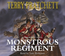 Monstrous Regiment : (Discworld Novel 31), CD-Audio Book
