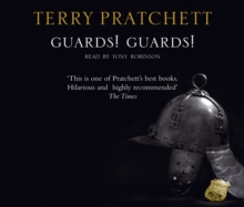 Guards! Guards! : (Discworld Novel 8), CD-Audio Book