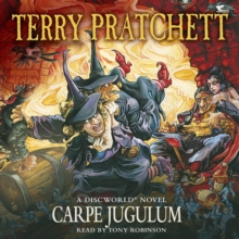 Carpe Jugulum : (Discworld Novel 23), CD-Audio Book