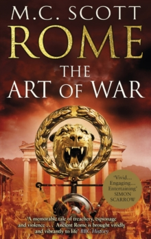 Rome: The Art of War, Paperback Book