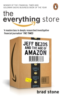 The Everything Store: Jeff Bezos and the Age of Amazon, Paperback Book