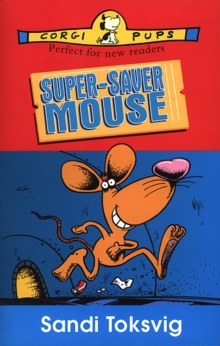 Super-saver Mouse, Paperback Book