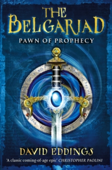 Belgariad 1: Pawn of Prophecy, Paperback Book